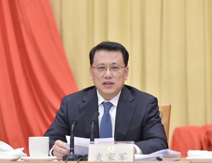 11月12日,省委书记袁家军出席十二届省政协常委会第十六次会议并讲话。
